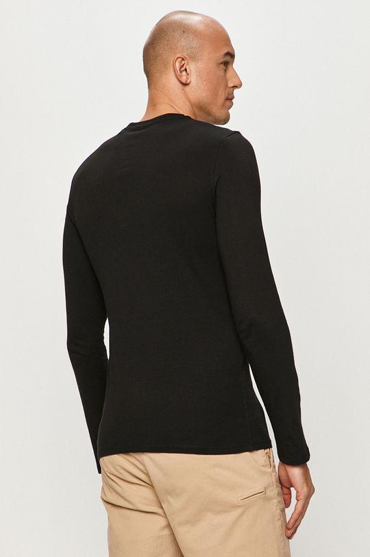 Guess - Tričko s dlouhým rukávem  100% Bavlna