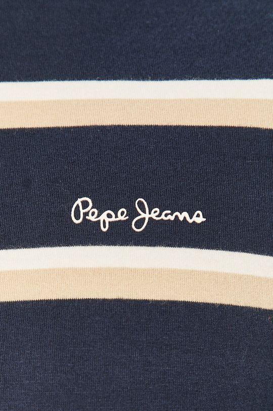 Pepe Jeans - Tričko s dlouhým rukávem Ander Pánský