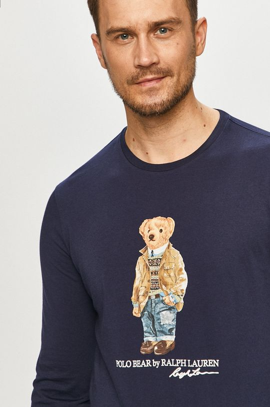 Polo Ralph Lauren - Tričko s dlhým rukávom Pánsky