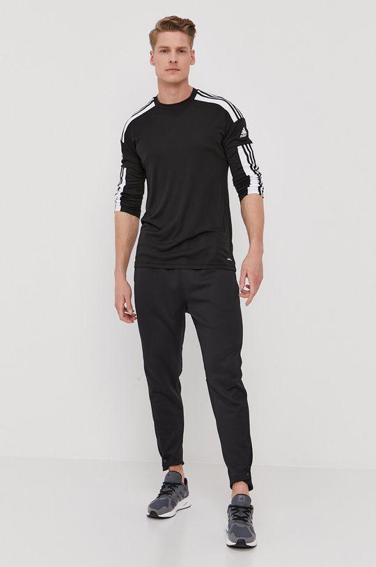 adidas Performance - Tričko s dlhým rukávom čierna