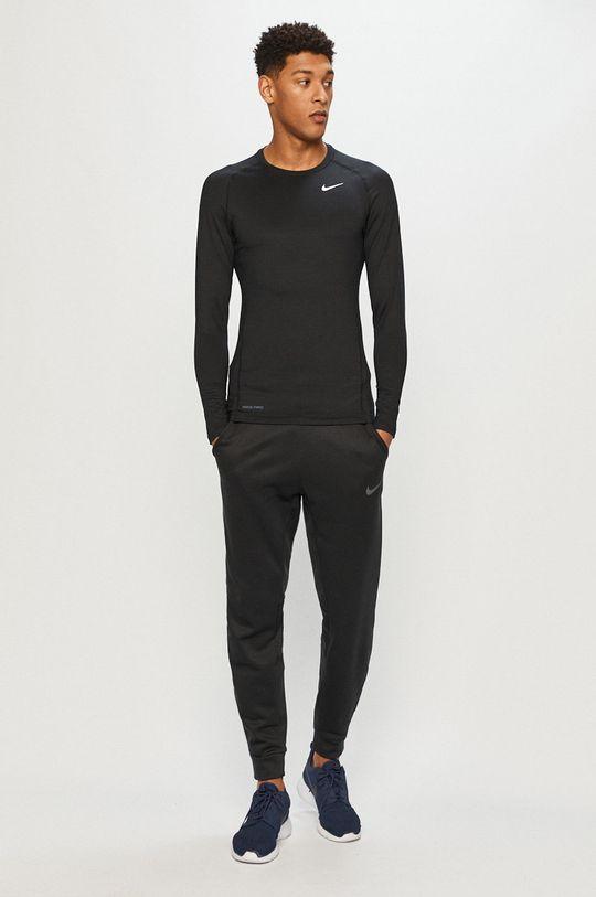 Nike - Longsleeve czarny