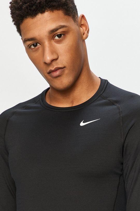 czarny Nike - Longsleeve