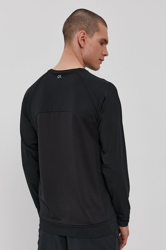 Calvin Klein Performance - Tričko s dlhým rukávom  18% Elastan, 82% Polyester