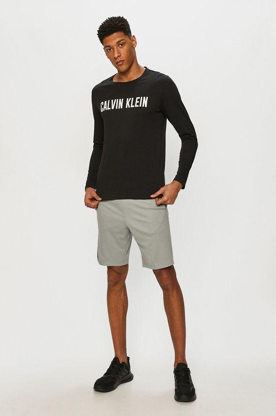 Calvin Klein Performance - Longsleeve czarny