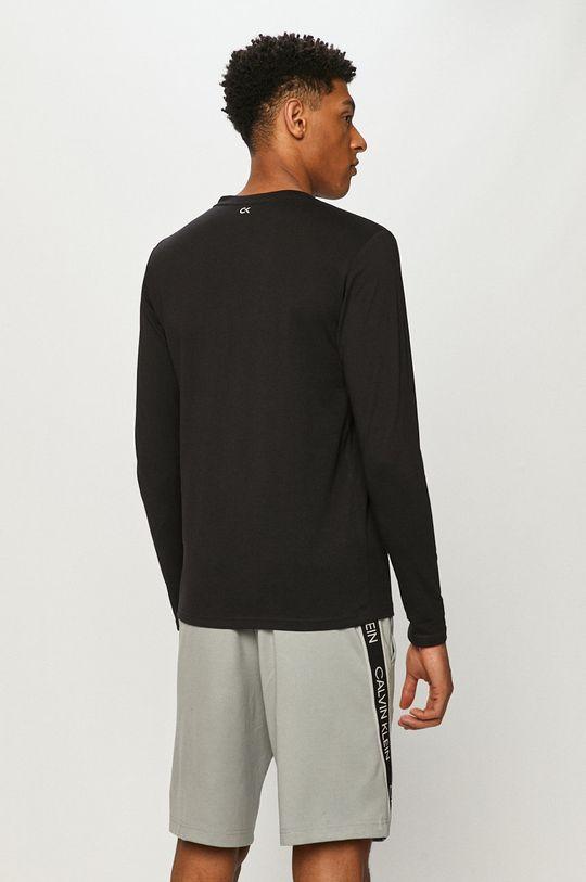 Calvin Klein Performance - Longsleeve 65 % Bawełna, 35 % Poliester