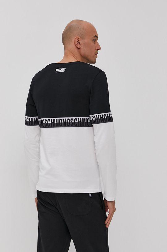 Moschino Underwear - Tričko s dlouhým rukávem  92% Bavlna, 8% Elastan