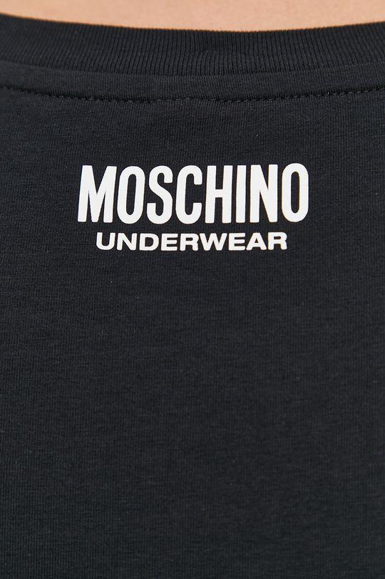 Moschino Underwear - Tričko s dlouhým rukávem