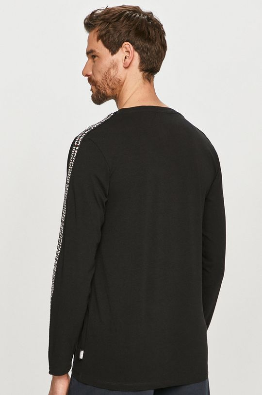 Moschino Underwear - Longsleeve negru