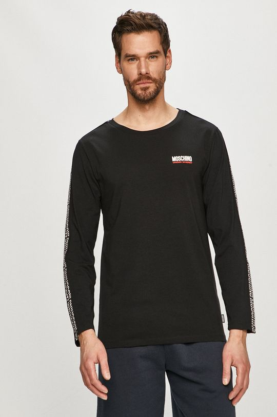 Moschino Underwear - Longsleeve  Material 1: 92% Bumbac, 8% Elastan Material 2: 100% Bumbac