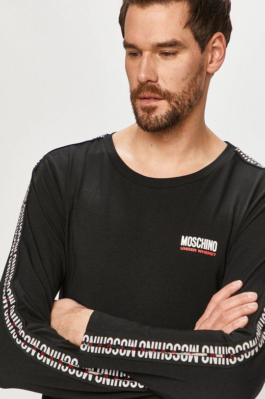 negru Moschino Underwear - Longsleeve