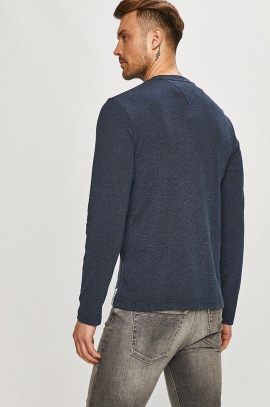 Tommy Jeans - Tričko s dlouhým rukávem  40% Polyester, 60% Organická bavlna