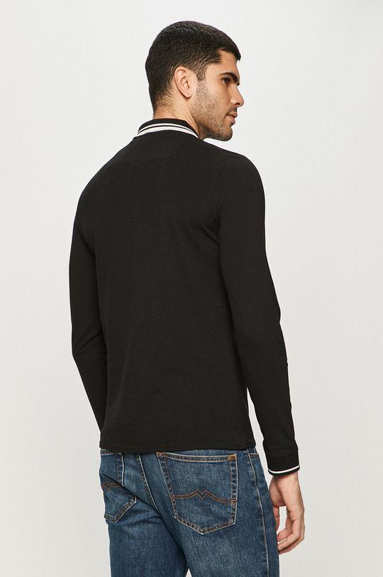 Guess - Tričko s dlouhým rukávem  95% Organická bavlna, 5% Elastan