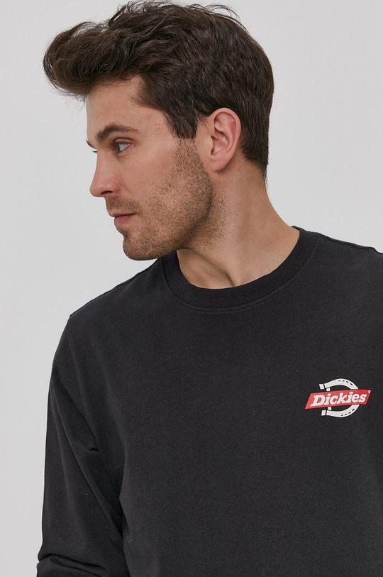 černá Dickies - Tričko s dlouhým rukávem