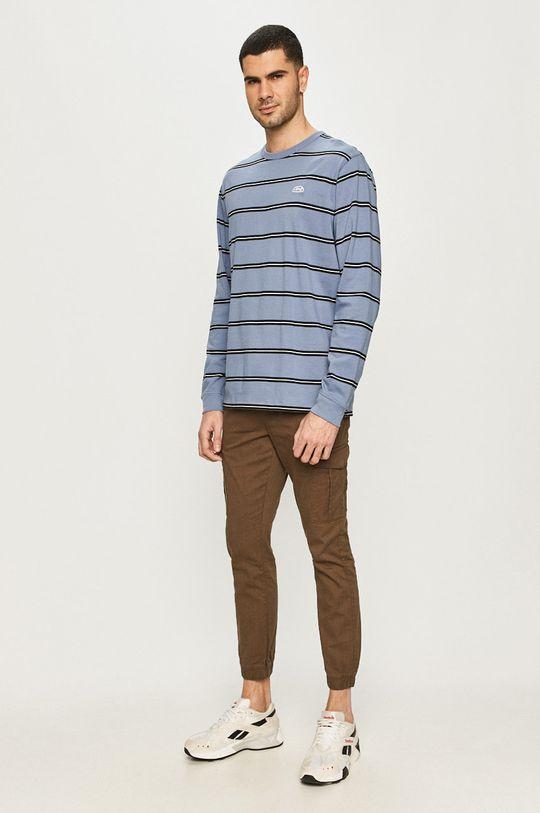 Vans - Tričko s dlouhým rukávem modrá