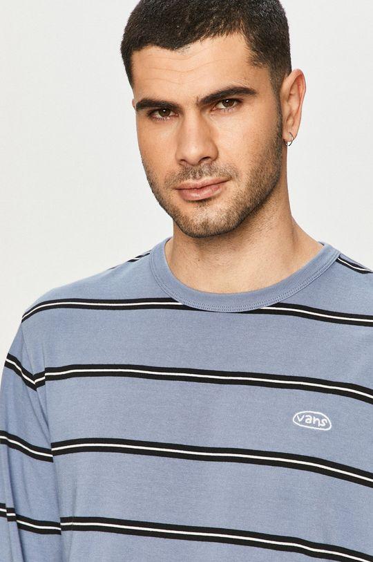 modrá Vans - Tričko s dlouhým rukávem