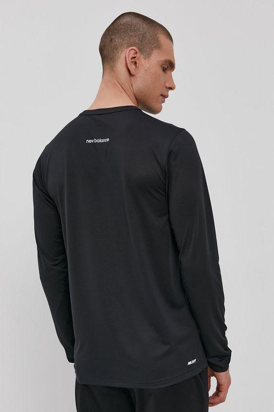New Balance - Tričko s dlhým rukávom  100% Polyester