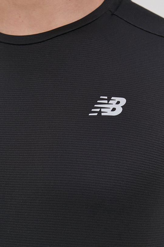 New Balance - Tričko s dlhým rukávom Pánsky