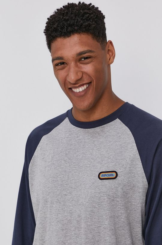 sivá Rip Curl - Tričko s dlhým rukávom