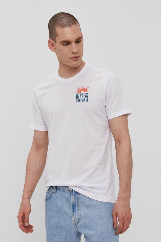 Rip Curl - T-shirt 60 % Bawełna, 40 % Poliester