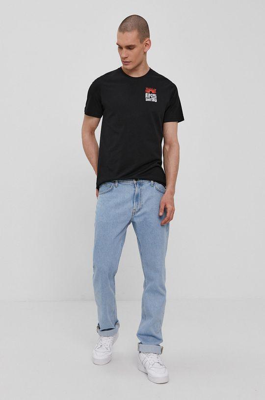 Rip Curl - T-shirt czarny