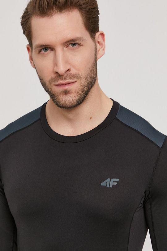 4F - Tričko s dlouhým rukávem Pánský