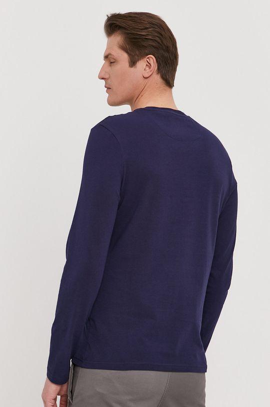 Lyle & Scott - Tričko s dlhým rukávom  100% Bavlna