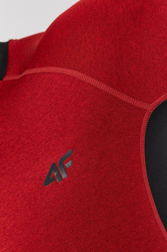 ostry czerwony 4F - Longsleeve