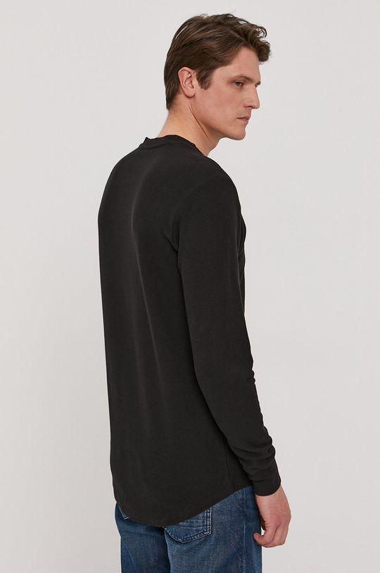 G-Star Raw - Tričko s dlhým rukávom  100% Organická bavlna