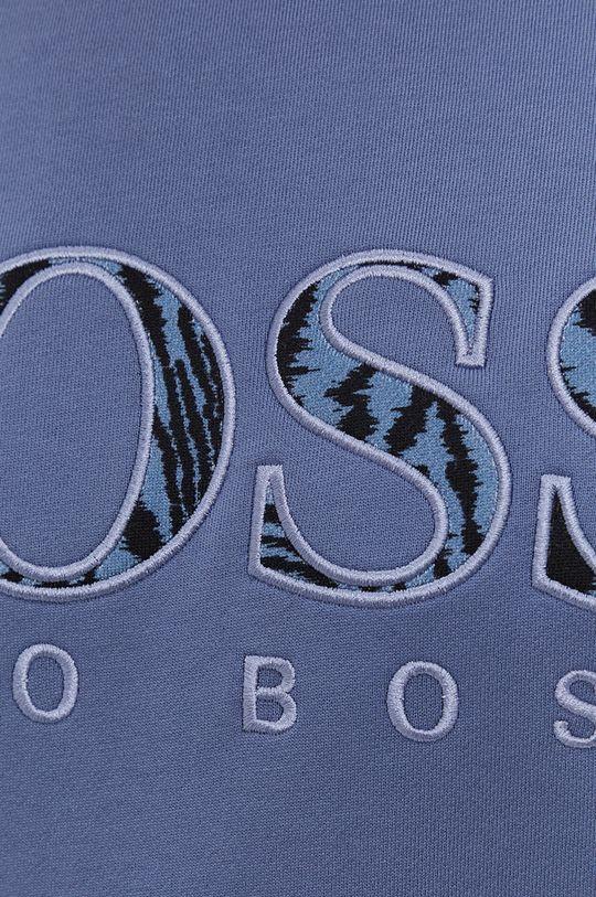 Boss - Bavlnená mikina Boss Casual Pánsky