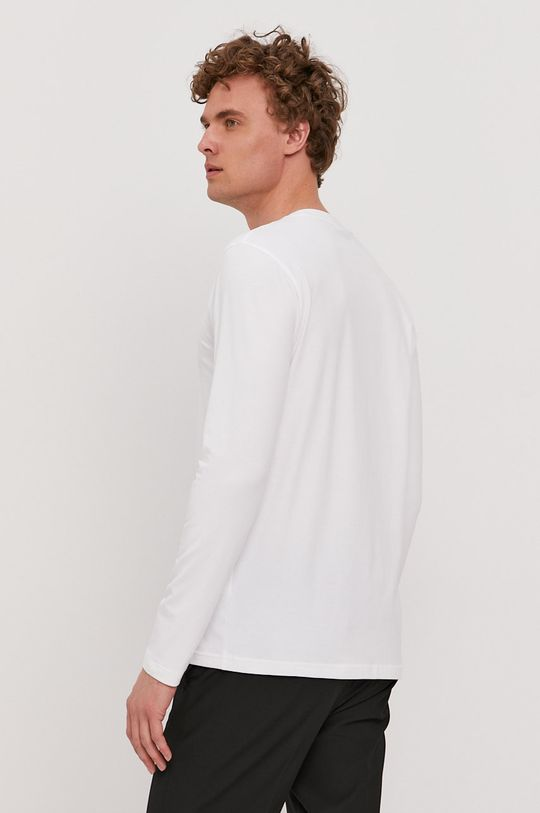 Boss - Tričko s dlouhým rukávem Boss Casual  95% Bavlna, 5% Elastan