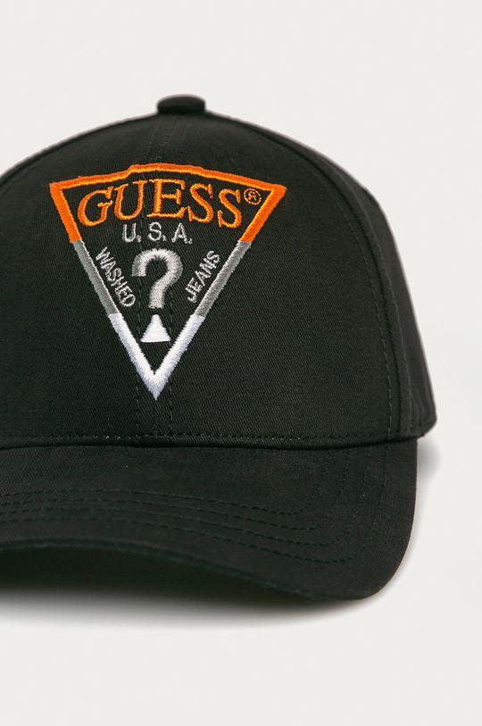 Guess - Čiapka  100% Bavlna