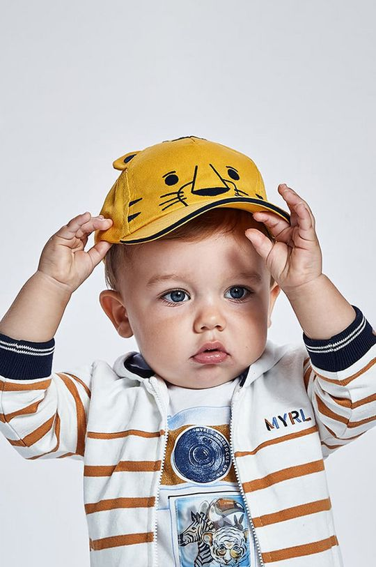 portocaliu deschis Mayoral - Caciula copii De băieți