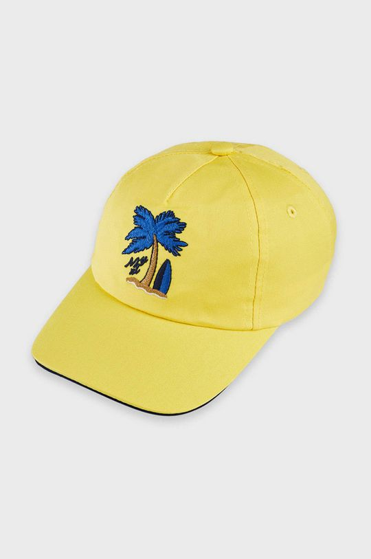 Mayoral - Caciula copii galben