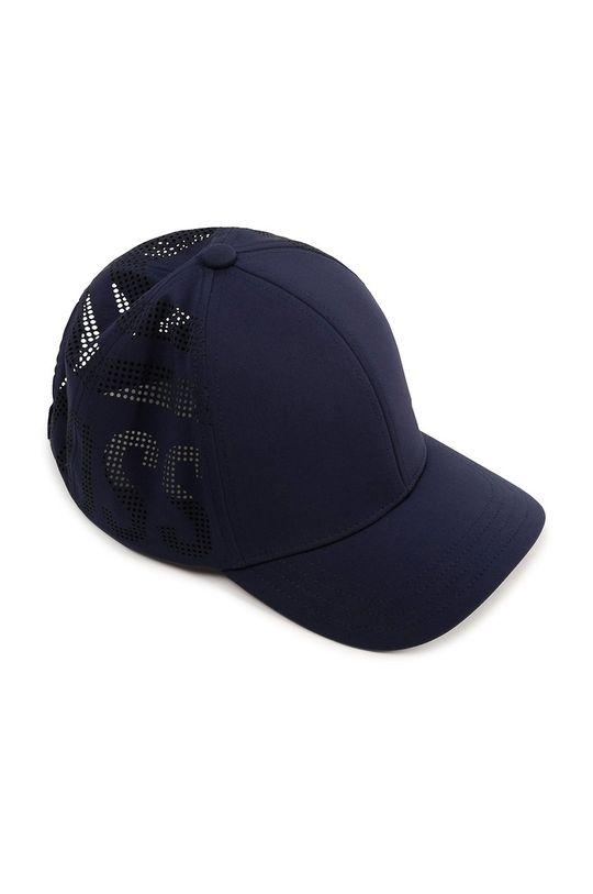 Boss - Dětska čepice námořnická modř