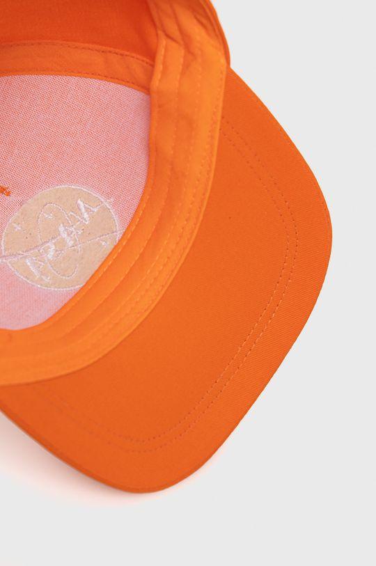 Name it - Czapka dziecięca pomarańczowy