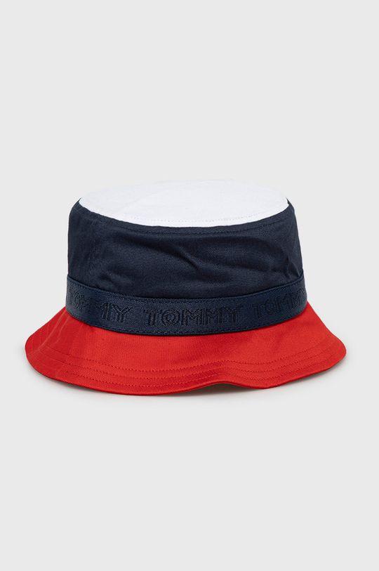 tmavomodrá Tommy Hilfiger - Detský klobúk Chlapčenský