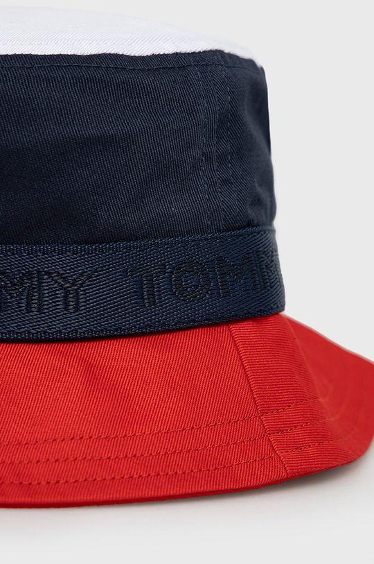 Tommy Hilfiger - Detský klobúk tmavomodrá