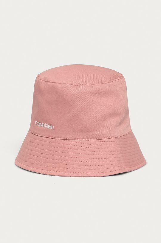 ružová Calvin Klein - Klobúk Dámsky