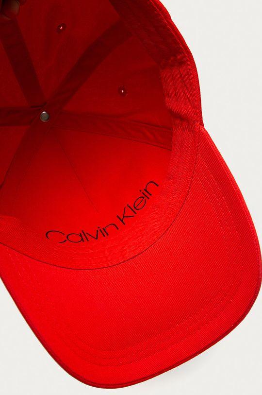 czerwony Calvin Klein - Czapka