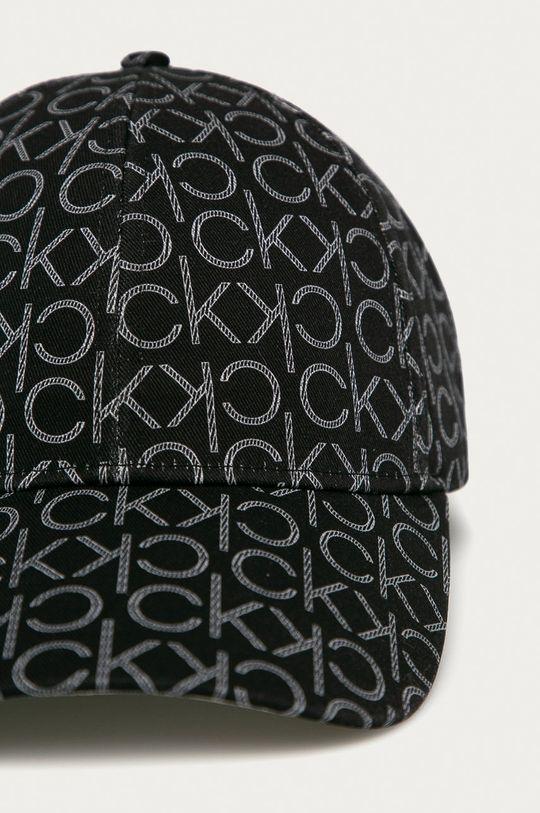 Calvin Klein - Czapka czarny