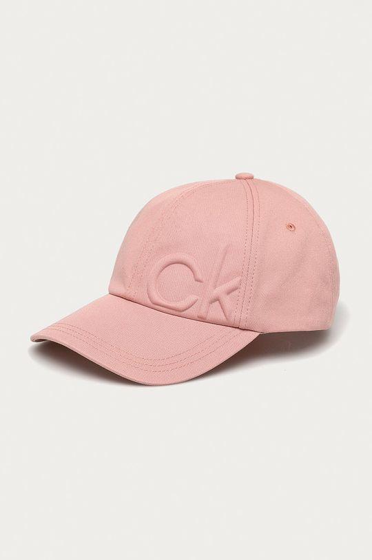 różowy Calvin Klein - Czapka Damski