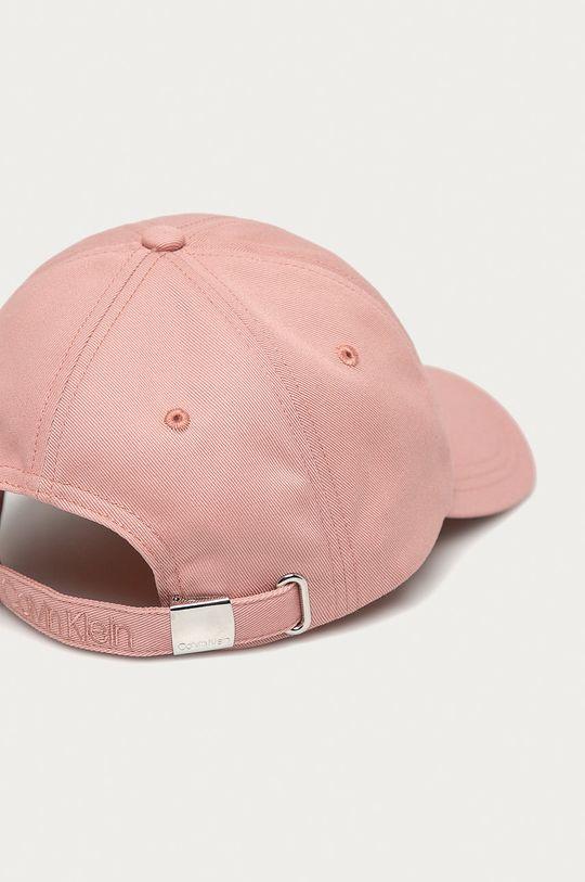 Calvin Klein - Czapka różowy