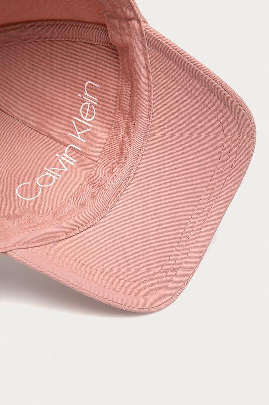 różowy Calvin Klein - Czapka