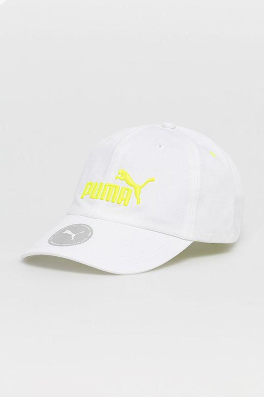 biały Puma - Czapka Damski