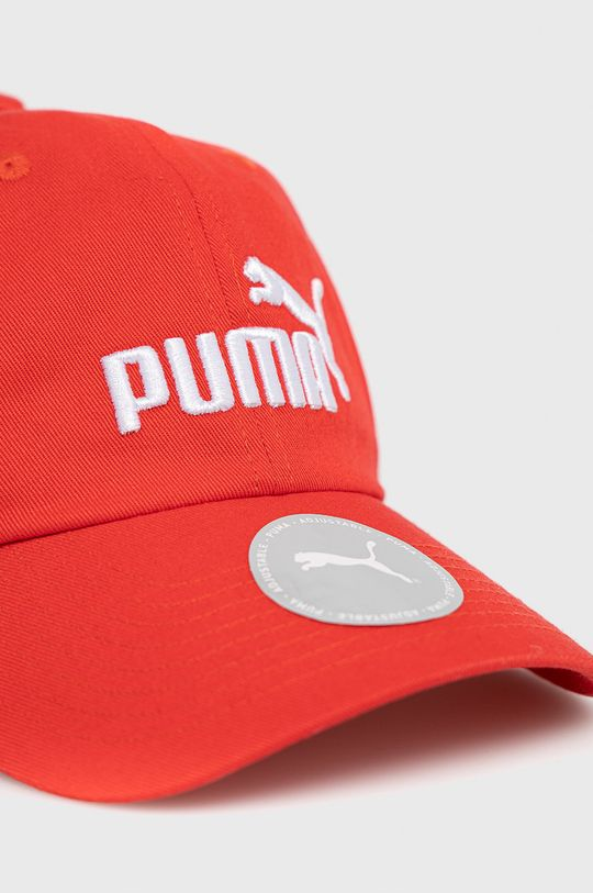Puma - Czapka czerwony