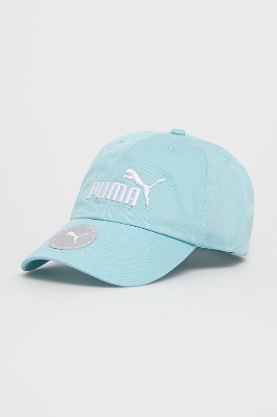 jasny niebieski Puma - Czapka Damski
