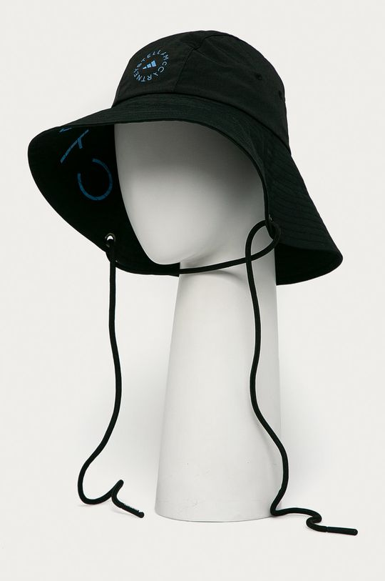 čierna adidas by Stella McCartney - Klobúk Dámsky
