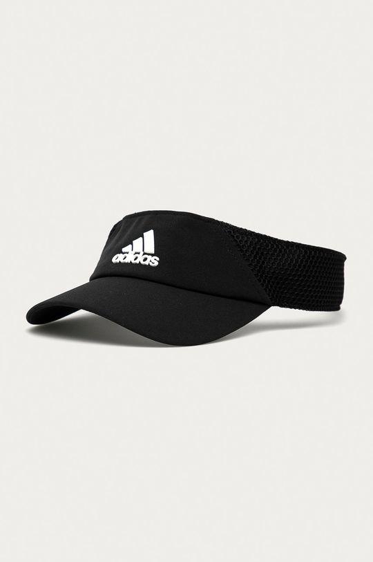 czarny adidas Performance - Daszek Damski