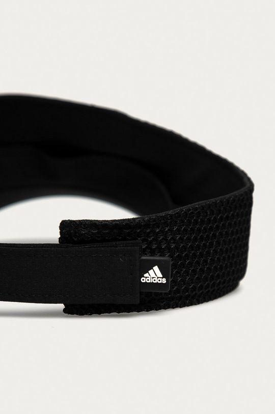 adidas Performance - Daszek czarny