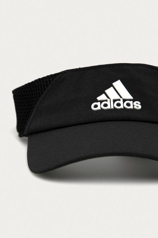 adidas Performance - Daszek 10 % Elastan, 90 % Poliester z recyklingu